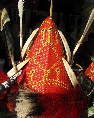 Nyishi people - Nyishi head gear