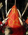 Nishi head gear Namdapha eco cultural festival tribes.jpg