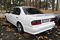 Nissan Primera GT Old Italian plate (46512277711).jpg