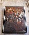 Nogent-sur-Seine (10) Église Saint-Laurent - Intérieur - Tableau de la vision de Saint-François-d'Assise à la Portiocule 01.jpg