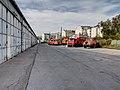 Nordwestbahnhof Wien Busgarage 2013 1027.jpg