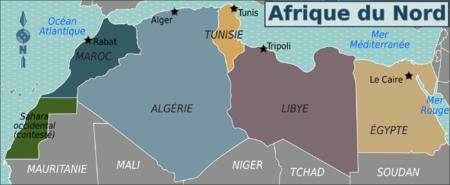 afrique-du-nord - Photo