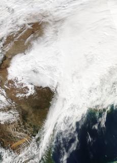 December 2013 North American storm complex
