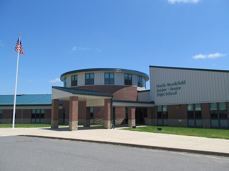 North Brookfield Junior Senior High School, North Brookfield MA