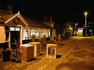 North Ferriby - Image: North Ferriby Railway Station