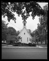 North elevation. - St. Andrew's Chapel, 104 Maple Avenue, Sudlersville, Queen Anne's County, MD HABS MD-1391-3.tif
