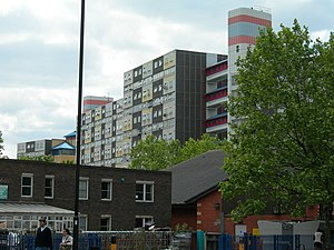 Battersea - Doddington and Rollo Estate.