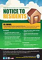 Notice to residents - shed break (8618054557).jpg