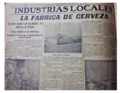Noticia diario la Industria, Trujillo 1923.png