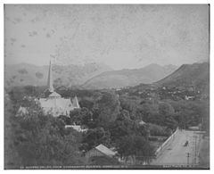 Nuuanu Valley, from Government Building, photograph by Frank Davey (PPWD-8-7-022).jpg