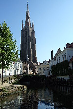 Church of Our Lady, Bruges