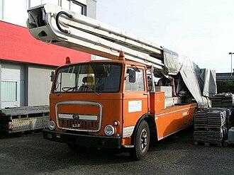 Officine Meccaniche - OM 120 truck
