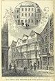 ONL (1887) 1.072 - The Trumpet, afterwards the Duke of York, Shire Lane; and Elias Ashmole's house.jpg