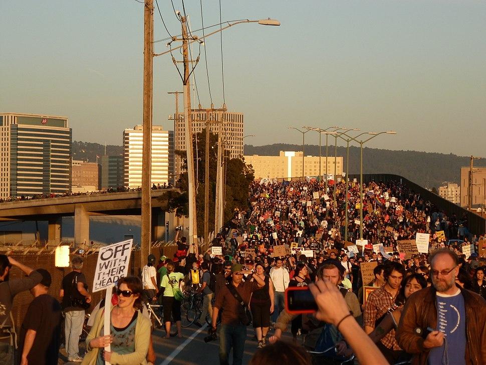 Oakland General Strike 2011-11-02