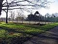 Oakwood Park, London N14 - Tennis Courts - geograph.org.uk - 301362.jpg