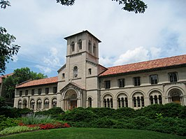 "Oberlin College, ""Bosworth Hall"""