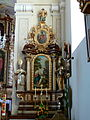 Oepping Pfarrkirche Altar Heilige Familie 1.jpg