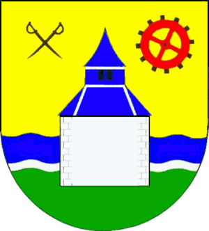 Oeversee - Image: Oeversee Wappen