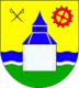 Coat of arms of Oeversee Oversø