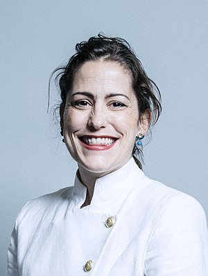 Victoria Atkins - Official parliamentary portrait 2017