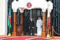 Official welcome ceremony was held for Ilham Aliyev in Qatar, 2017 04.jpg