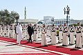 Official welcome ceremony was held for Ilham Aliyev in Qatar, 2017 06.jpg