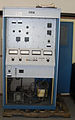Old KEWU-FM tube type CCA Transmitter 89.5 MHz.jpg
