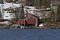 Old boat house, Hemnes, Helgeland, Nordland, Norway - panoramio.jpg