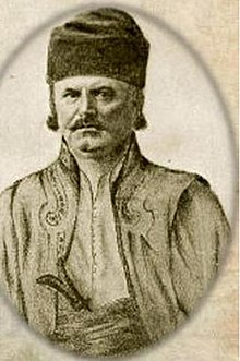 "Old picture of Iancu Jianu published in novel ""Iancu Jianu"" written by Paul Constant.jpg"