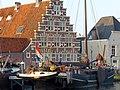 Old ship harbor, Leiden (9034812533).jpg
