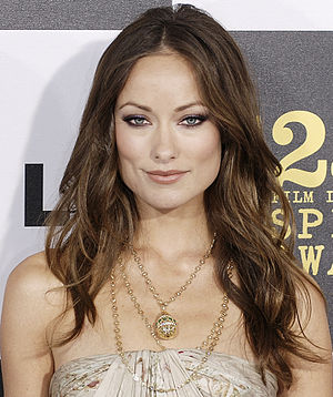 Olivia Wilde in 2010 Independent Spirit Awards.
