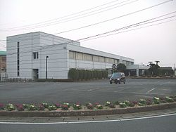 Omachi town office.jpg