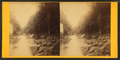 On the Wissahickon, below the Red Bridge, by Bartlett & French.png