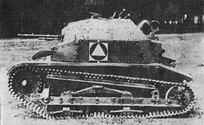 TKS - Image: Opublikowane w Czołg rozpoznawczy TK (TKS) z 1975 (seria Typy Broni i Uzbrojenia)