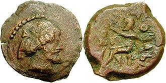Characene - Coin of Orabaze II