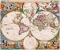 Orbis Terrarum Nova et Accuratissima Tabula by Nicolaes Visscher, 1658.jpg
