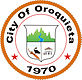 Official seal of Oroquieta