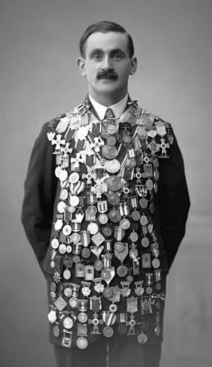 1954 in Norway - Oscar Mathisen