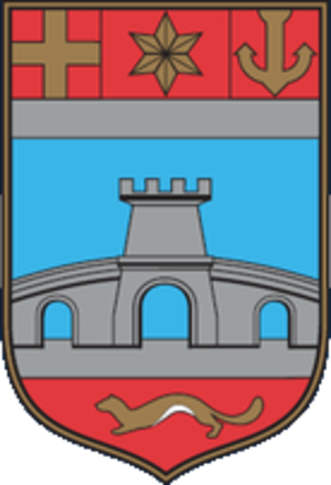 2017–18 Croatian First Football League - Image: Osijek Baranja County Arms