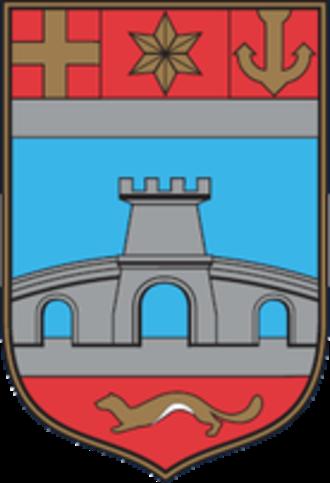 2017–18 Croatian First Football League - Image: Osijek Baranja County Arms