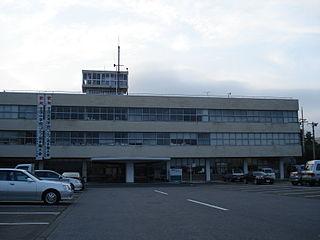 Ōtawara City in Kantō, Japan