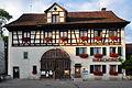 Otelfingen - Untermühle mit ehemaliger Brauerei, Mühlegasse 2 2011-09-13 18-44-30 ShiftN.jpg