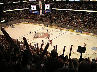 2009–10 NHL season - Scotiabank Place