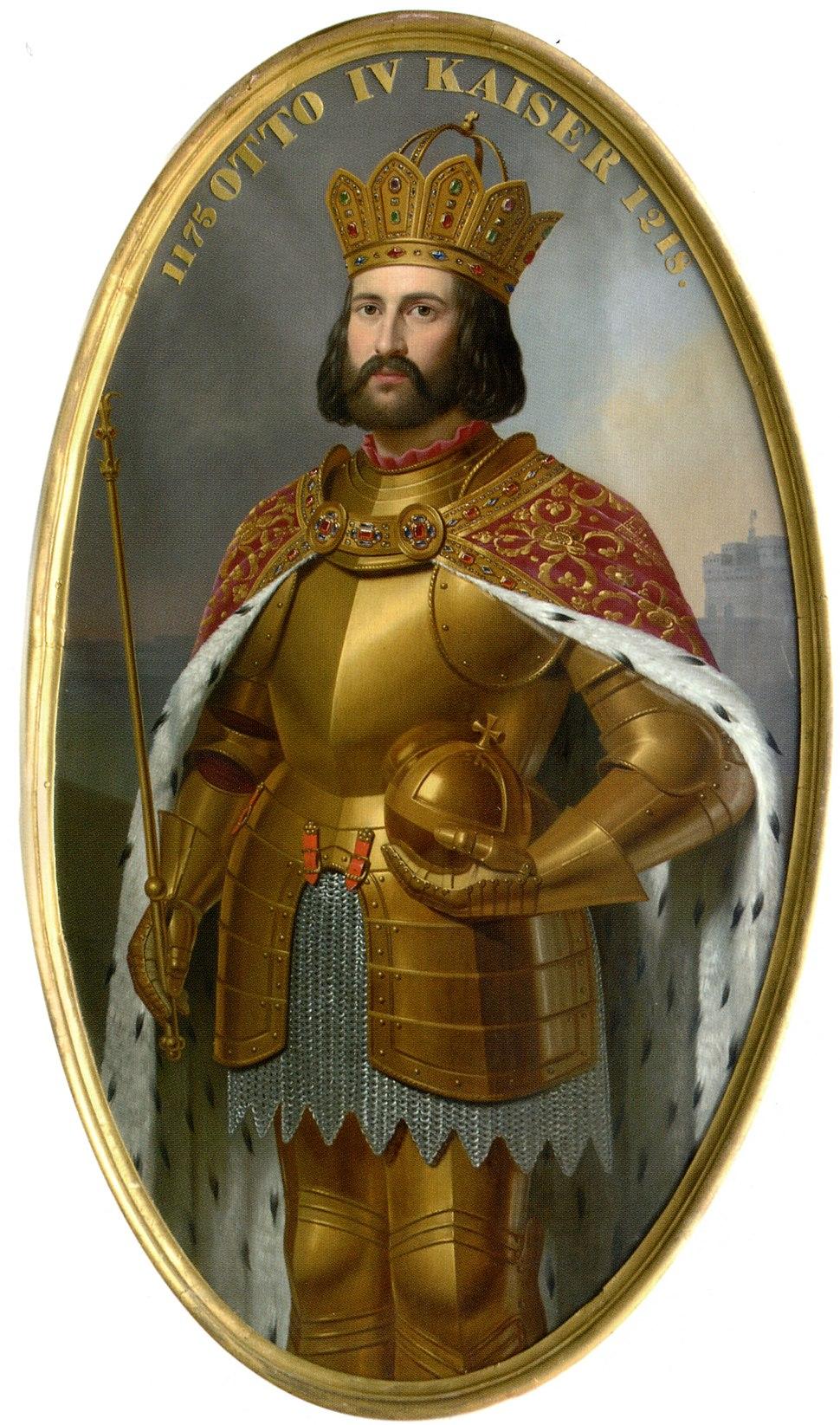 Otto IV 1836