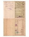 Ottoman Document officiel à la retraite pour L'emir Ahmad Harfouche.pdf