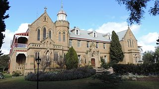 Our Lady of the Assumption Convent, Warwick