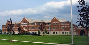 Our Lady of Good Counsel High School (Montgomery County, Maryland) - Image: Our Lady of Good Counsel High School