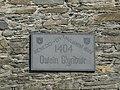 Owain Glyndwr Wall Plaque - geograph.org.uk - 379349.jpg