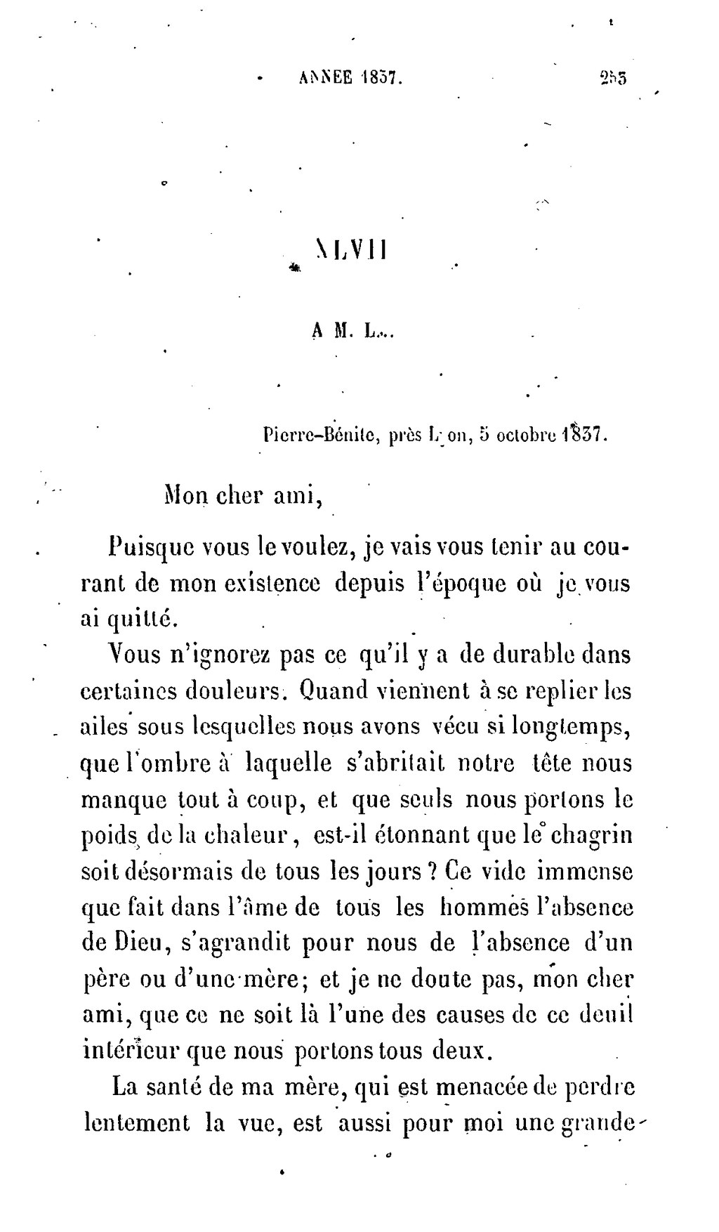 Page ozanam uvres compl tes 3e d tome wikisource - Coup de chaleur wikipedia ...