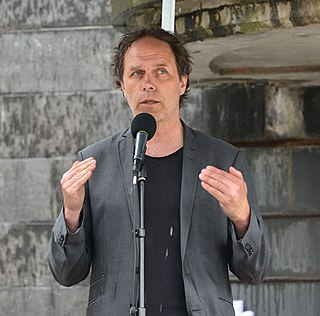 Pär Holmgren Swedish meteorologist and politician